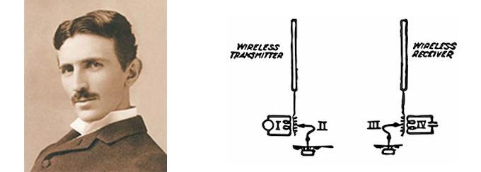 Nikola Tesla's Wireless Power System