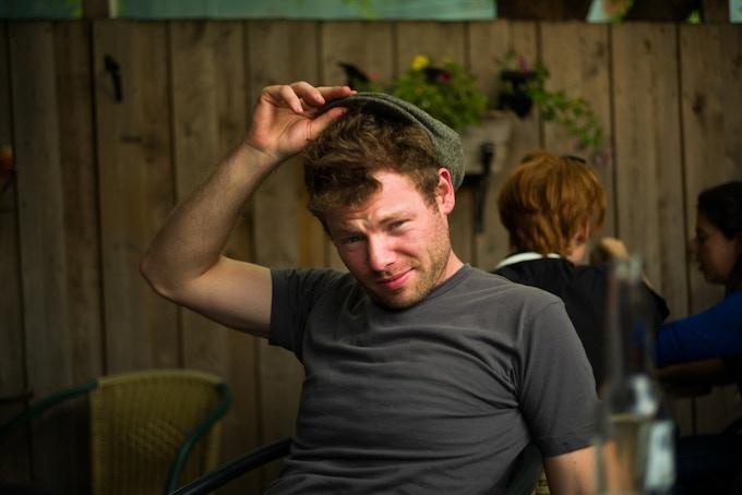 Boreal Collective's Ian Willms. 2013 Boreal Bash.