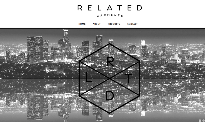 Related Garments Website