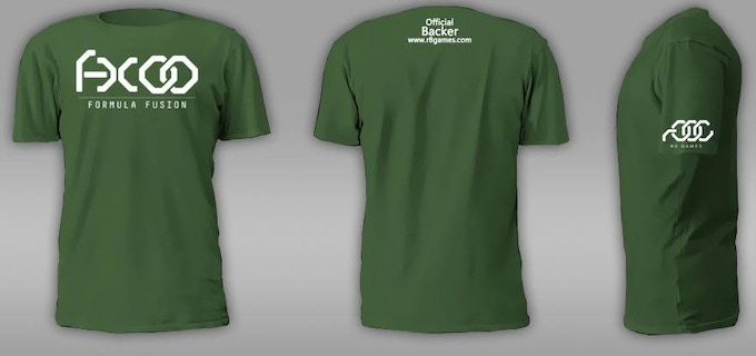 Design #1 of 5 - Available in four colours!