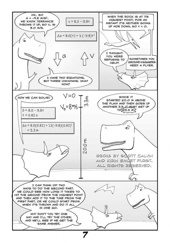 A Problem Solving Graphic Novel Guide for General Physics