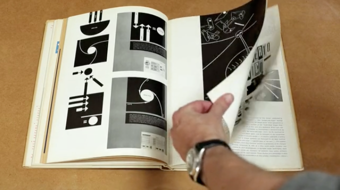 """Ladislav Sutnar: Visual Design in Action"" (1961)"