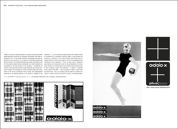 "Spread from ""Ladislav Sutnar: Visual Design in Action"""