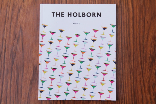 The Holborn - a magazine for trendy people.