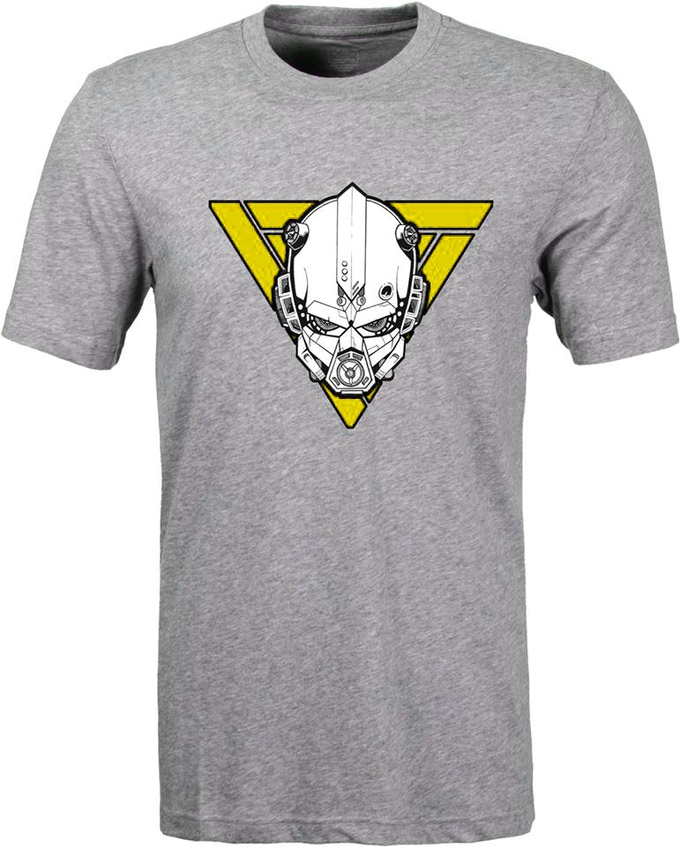 Tee Shirt Test - Yellow