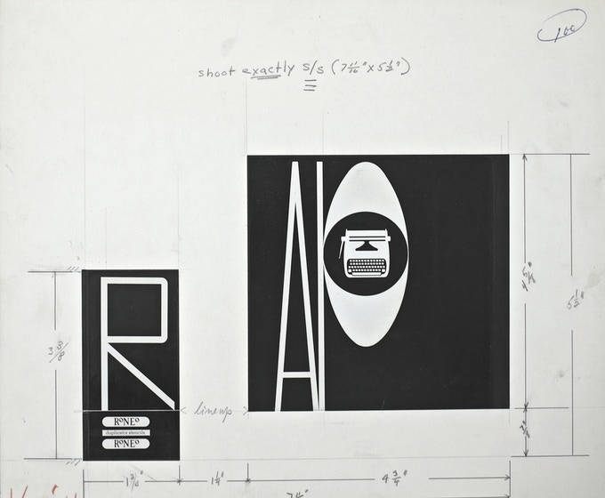 "Layout from original ""Ladislav Sutnar"" Visual Design in Action"""