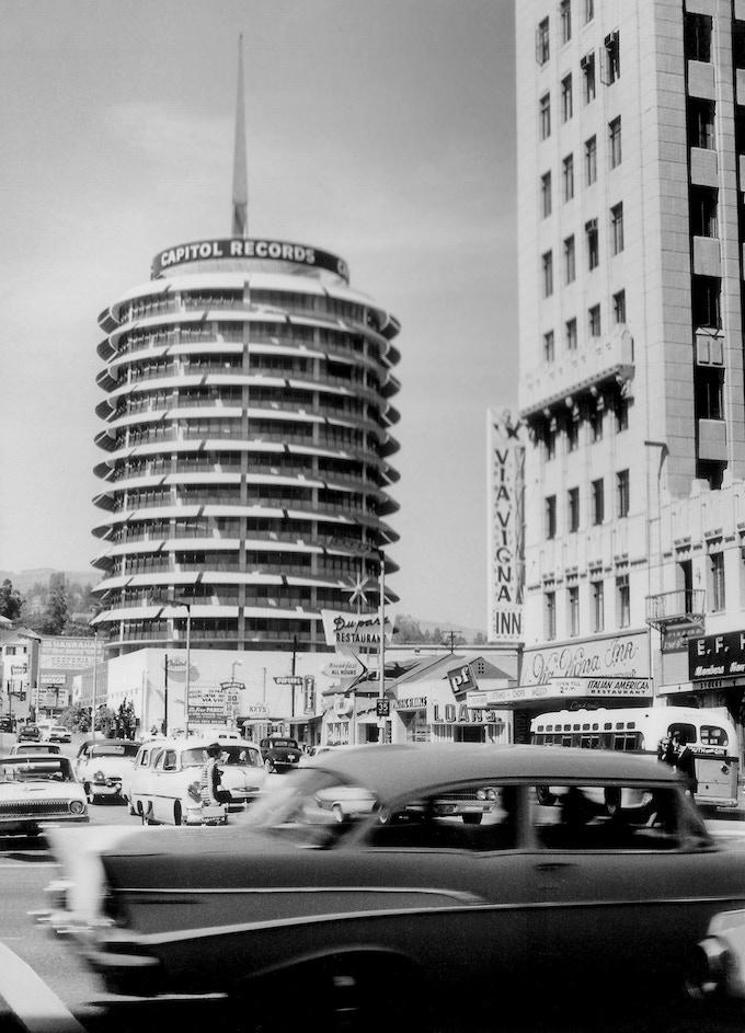 Capitol Records - Hollywood, California