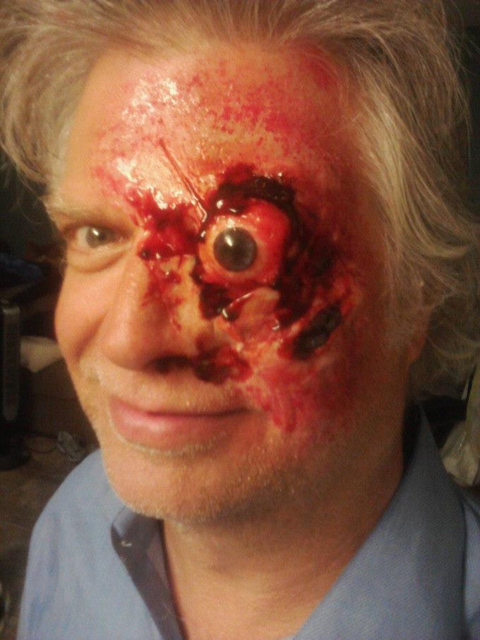 Warning: Watching Derelicts may cause minor eye irritation.