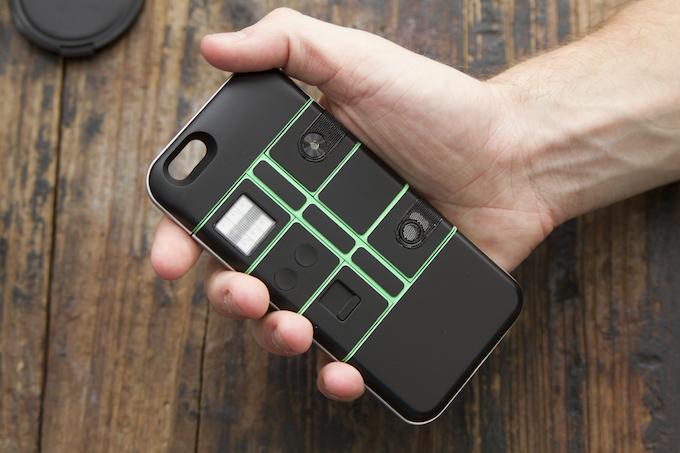 Nexpaq: The First Truly Modular Smartphone Case By Nexpaq