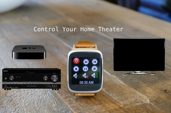 Control Your Home Theater