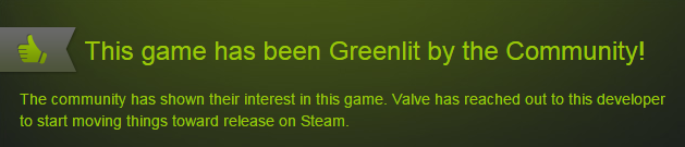 Wildfire has been Greenlit - thank you for your support!