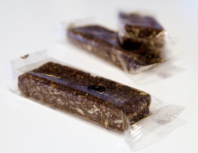 Jungle Bar: First produced prototypes