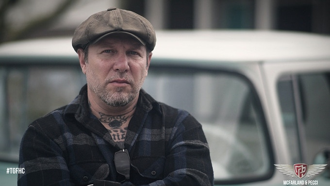 "Roger Miret - Agnostic Front (still from ""The Godfathers of Hardcore"")"