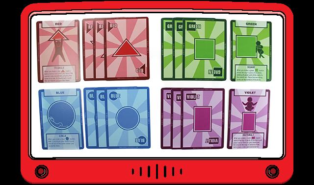 Spectrum A Cards