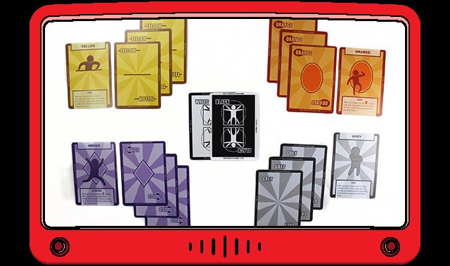 Spectrum B Cards