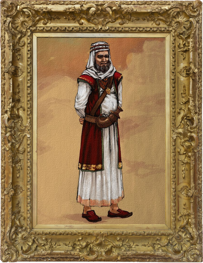 Omar El-Amin, Keeper of the Peace