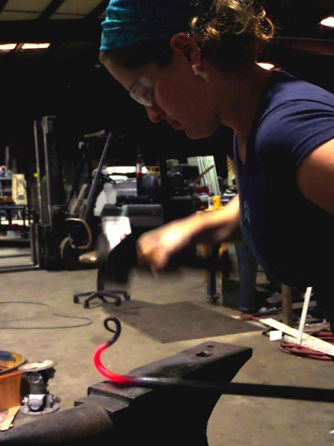 $100 - 1 Hour Blacksmithing Lesson