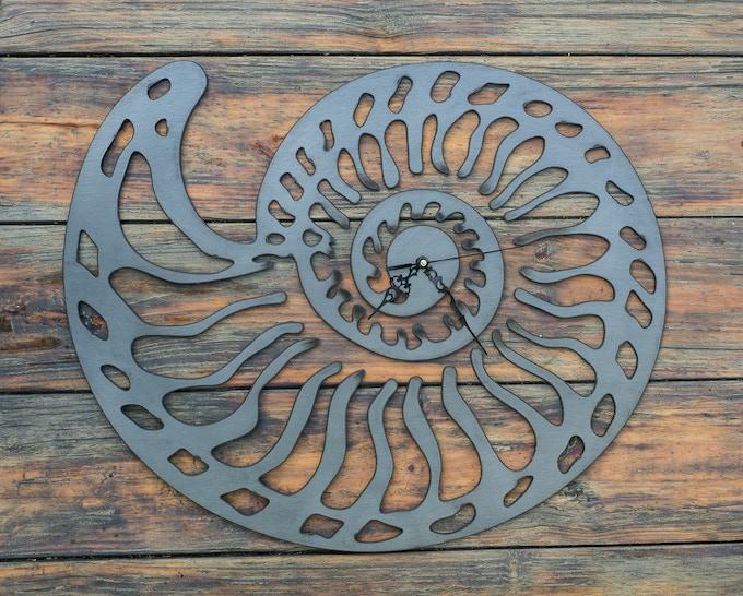$175 - Nautilus Clock
