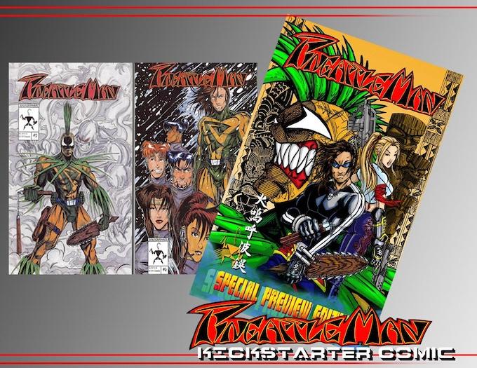 Comic set 4