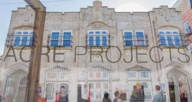 ACRE's new home base in Pilsen.