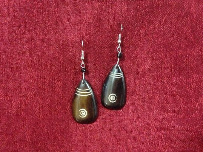 Earrings (option 2)