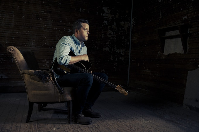 Jason Isbell, by David McClister