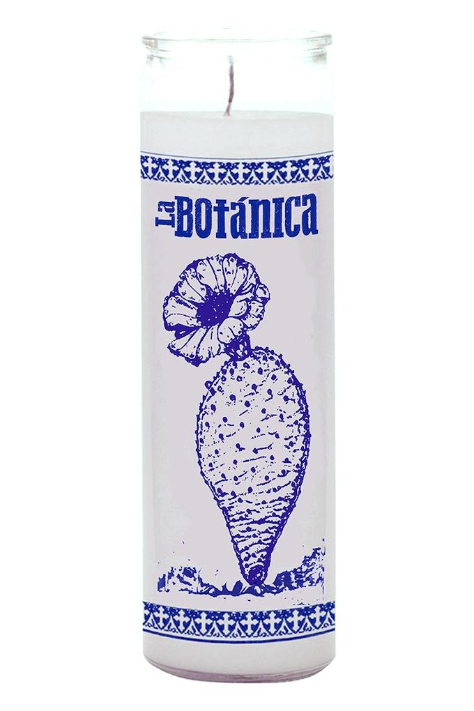 La Botanica candle