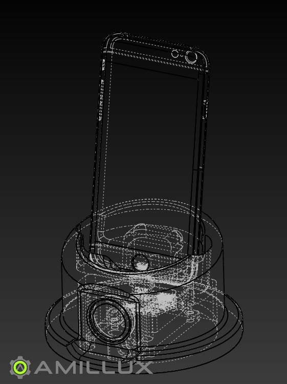Utilizing 3D CAD modeling we created a virtual design of the Unify Dock.