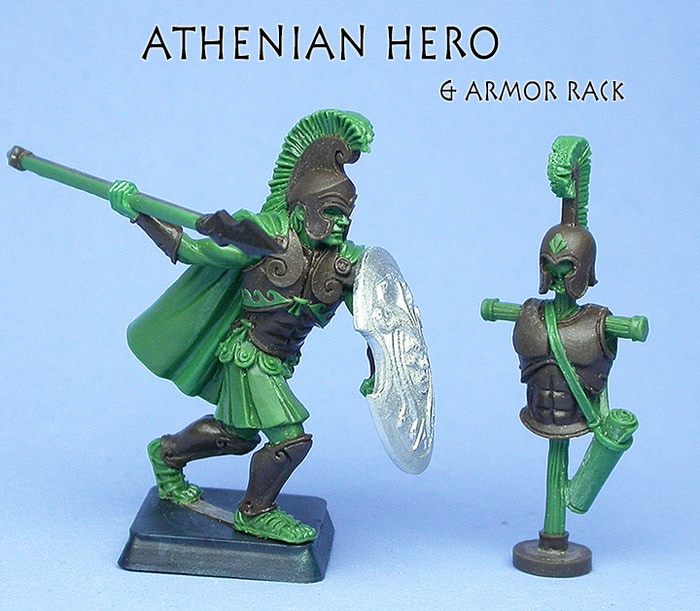Athens Hero