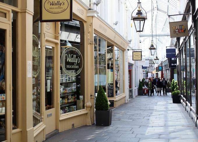 Wally's Delicatessen, Cardiff