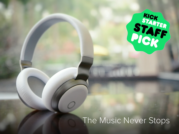 High-end headphones, a streaming app and personalized streaming music all in one magic device: Aivvy Q.