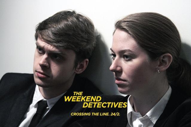 The Weekend Detectives by Max Reinhardsen & Natalie Rich