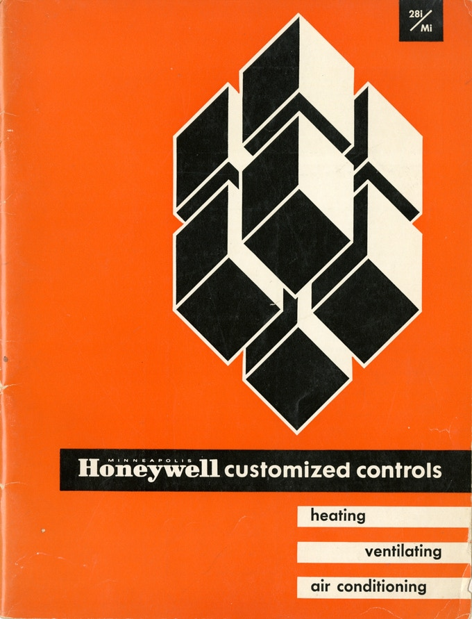 "Ladislav Sutnar, ""Honeywell Customized Controls"" (1952)"