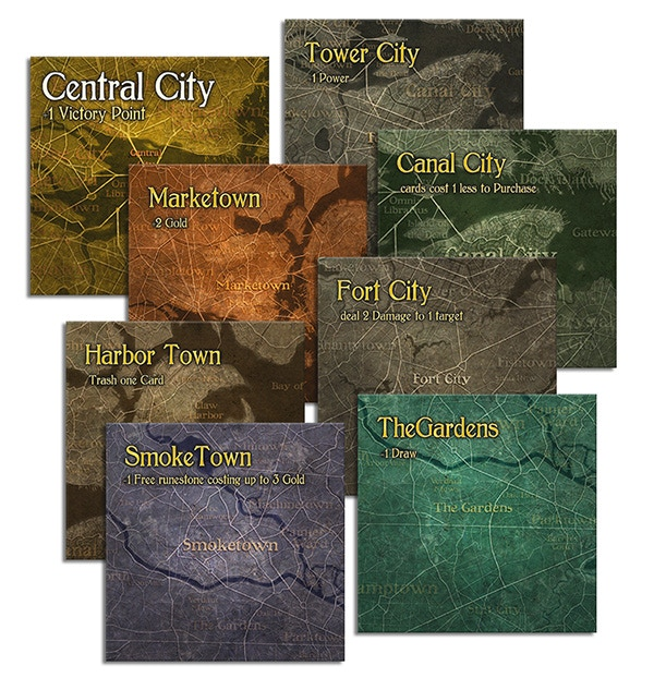Gateway District Tiles