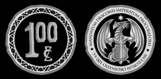 Exclusive Coin Design