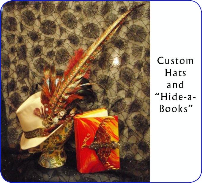 Custom made by Anita Allen.