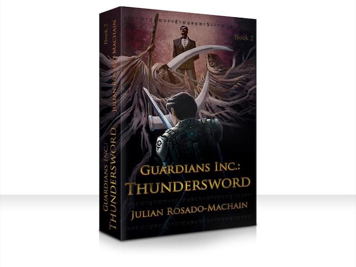 Guardians Inc.: Thundersword eBook