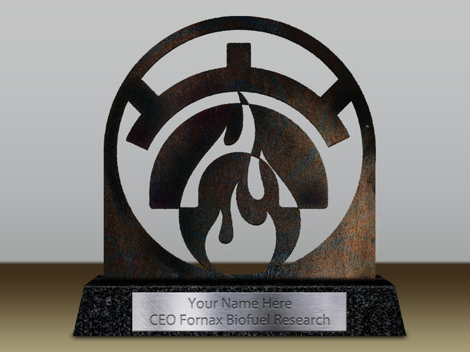 Fornax Biofuel Research Symbol of Office
