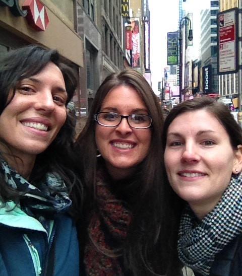 Garment District NYC 2015