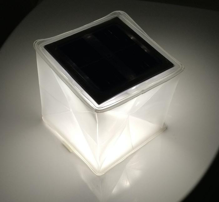 SolarPuff - Unique Little Solar Light - CAMPING - SPORTS - SPORTS