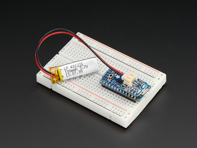 Neutrino the tiny bit arduino zero compatible by