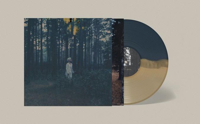 """Mockup of the 12"""" Vinyl Packaging"""