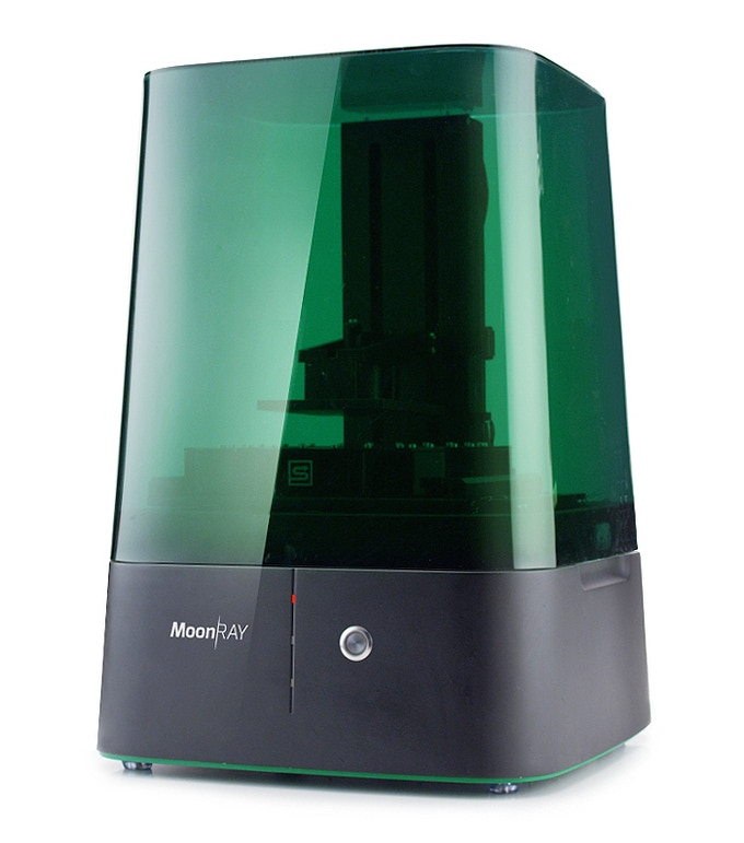 MoonRay - World's Most Advanced UV DLP Desktop 3D Printer
