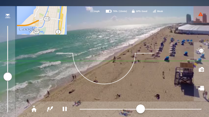 Stream real-time video and control!