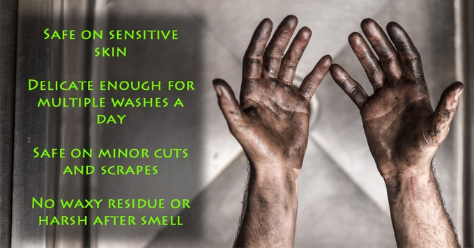 Grip Clean Benefits