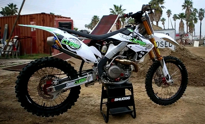 Grip Clean Dirtbike