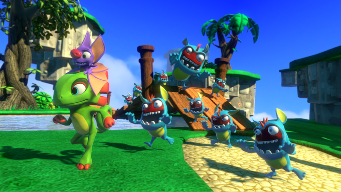 Yooka regretted filling out that PPI claim.