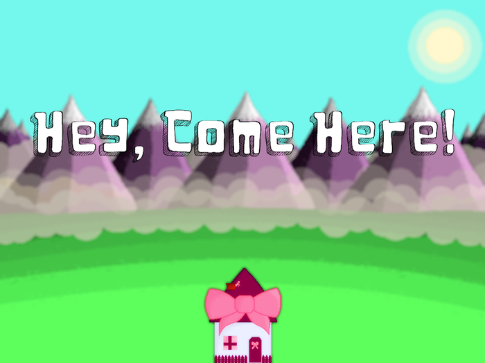 hey come here by pixelversion kickstarter