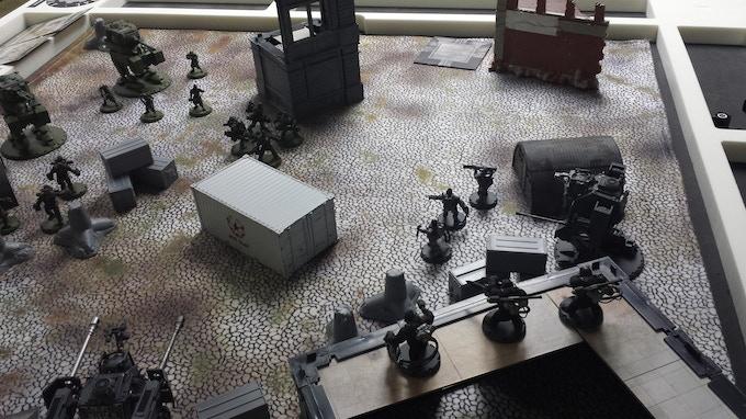 Dust /Tactics/Battlefield/Warfare.