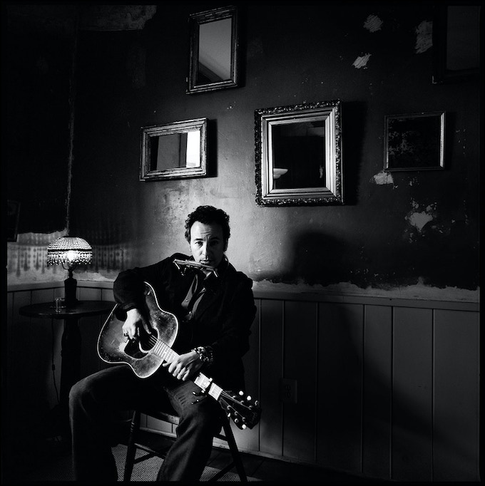 Bruce Springsteen. Copyright Danny Clinch.
